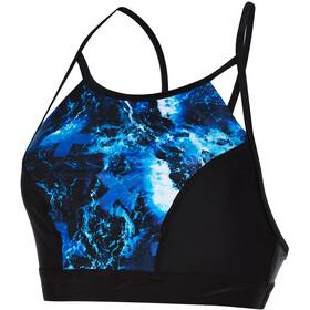 speedo Stormza Bikini Damer blå/sort